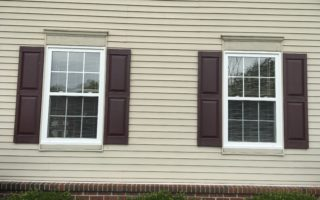 Windows Vinyl Sash