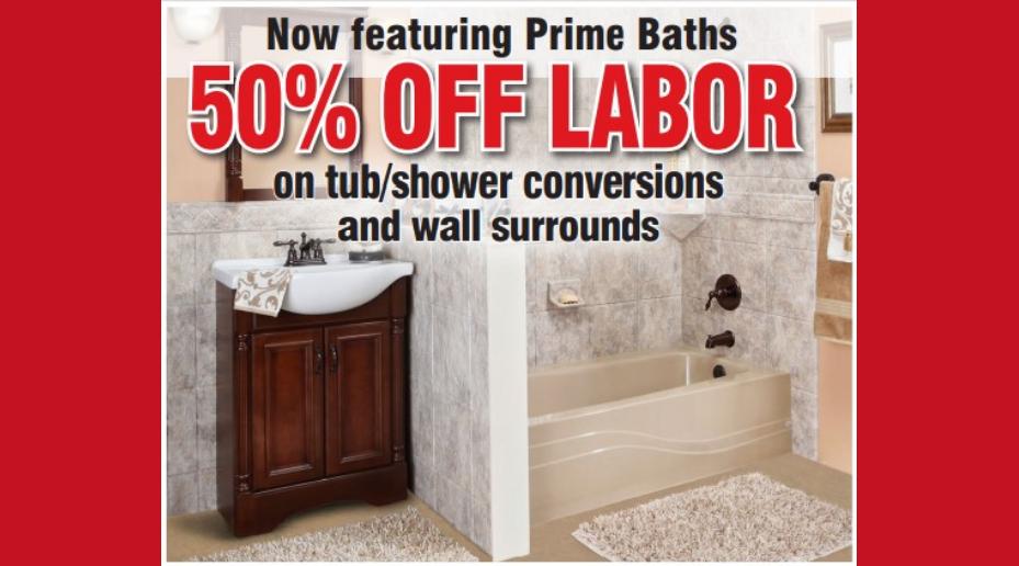 Michigan Bathroom Deals